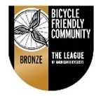Bronze Bicycle Friendly Community