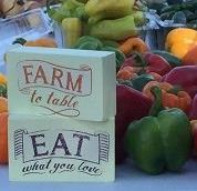 Farm to Eat Sign