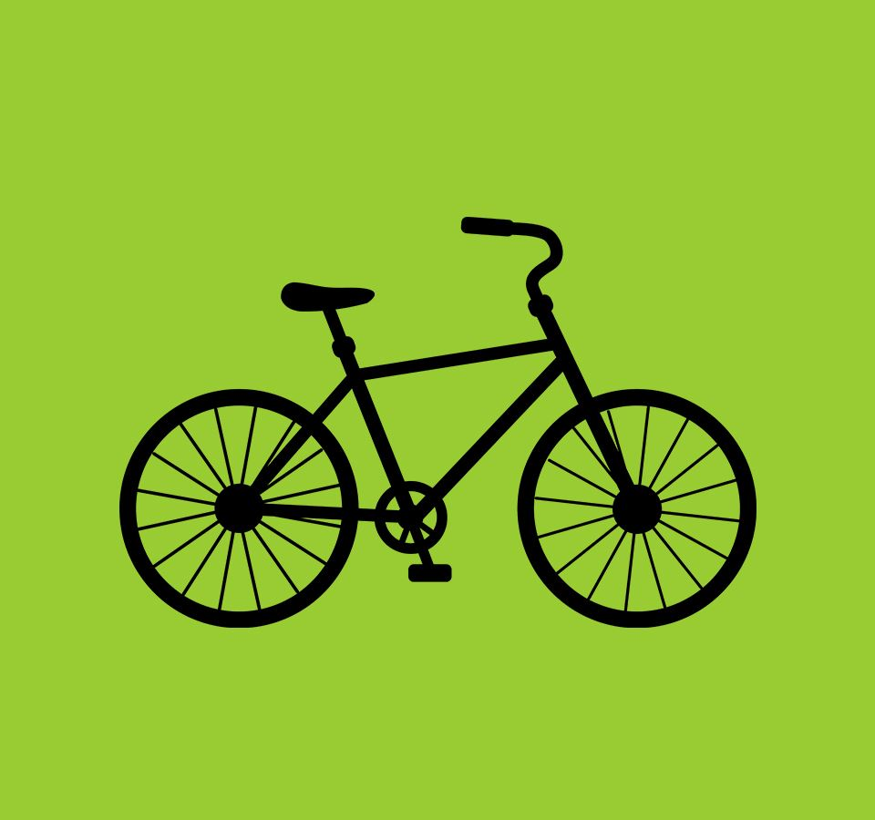 Bicycle graphic